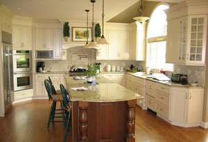 Residential builders providing custom remodeling for any room in your home