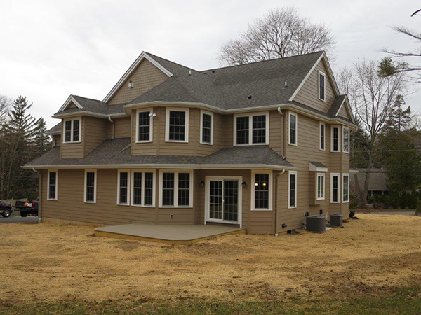 Custom House Built in Wallingford PA