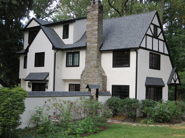 Whole House Renovation of Tudor style home in Pennsylvania